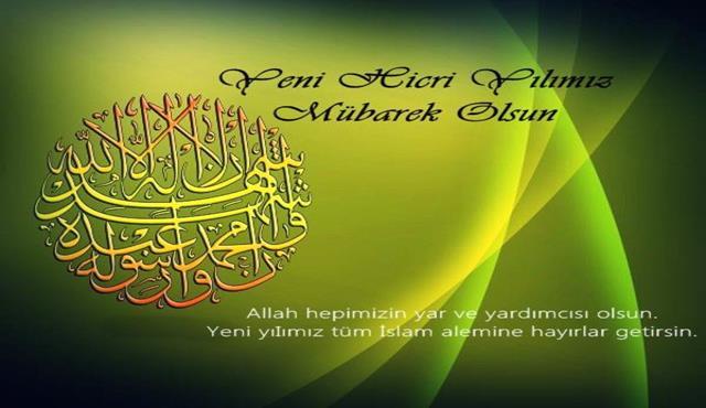 Hicri Yılbaşı Kutlama Mesajları