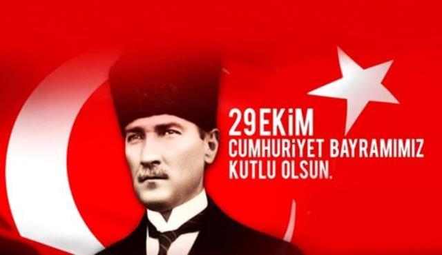 29 Ekim Cumhuriyet Bayramı Kutlama Sözleri