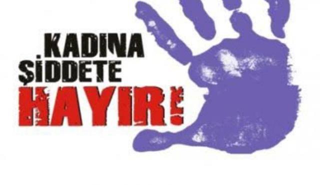 Kadına Şiddete Hayır Sloganları