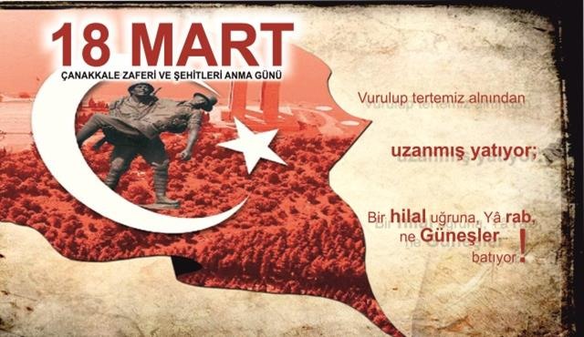 18 Mart Çanakkale Zaferi Sloganları