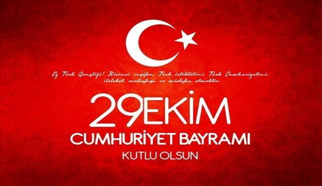 Cumhuriyet Bayramı Sloganları