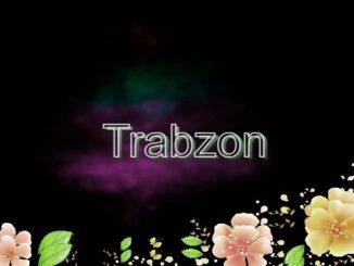 Trabzon İle İlgili Sözler
