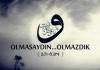 Hz.Muhammed S.a.v Ölüm Yıldönümü
