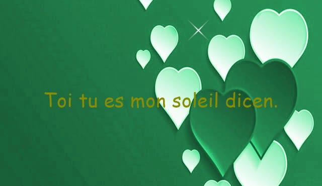 Fransızca Aşk Sözleri