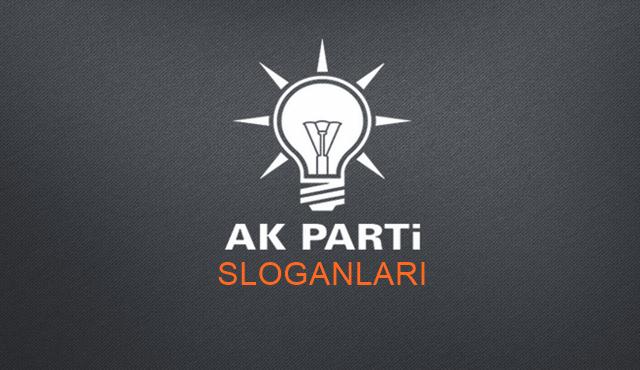 Ak Parti Sloganları