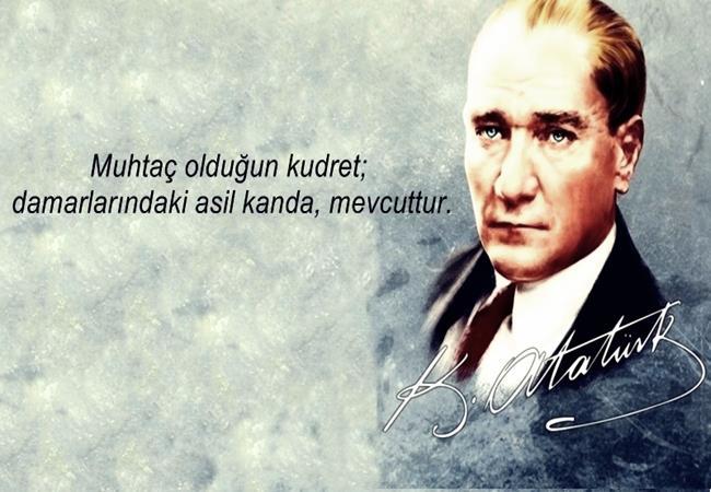 Resimli Atatürk Sözleri 1