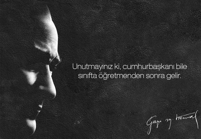 Resimli Atatürk Sözleri 2