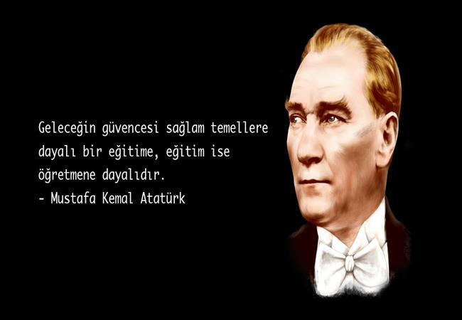 Resimli Atatürk Sözleri 3