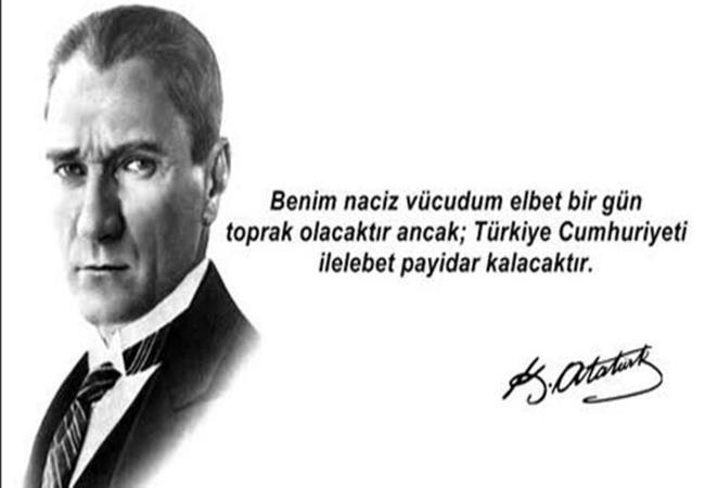 Resimli Atatürk Sözleri 6