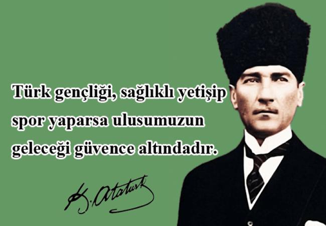 Resimli Atatürk Sözleri 8