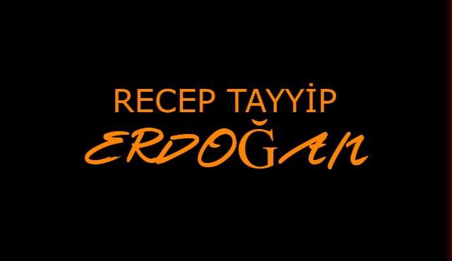 Recep Tayyip Erdoğan'a Doğum Günü Mesajları