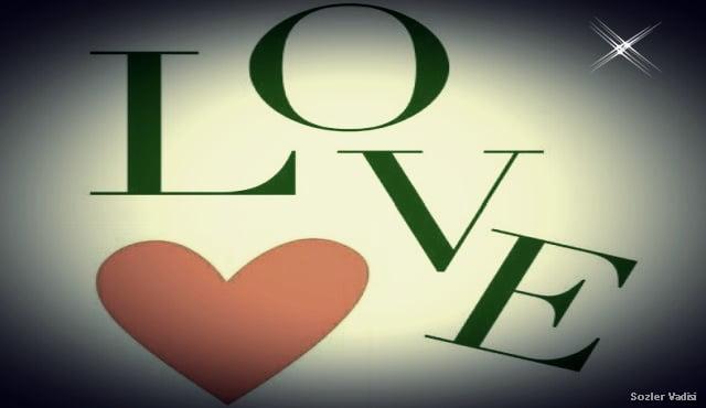 İngilizce Aşk Mesajları