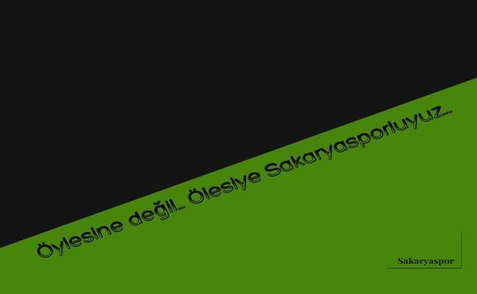 Sakaryaspor Sözleri